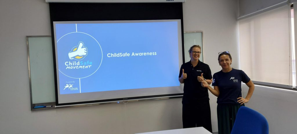 ChildSafe and Discova partnership