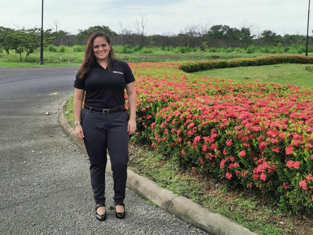 Sonia Sancho, Regional Peopleworks Manager