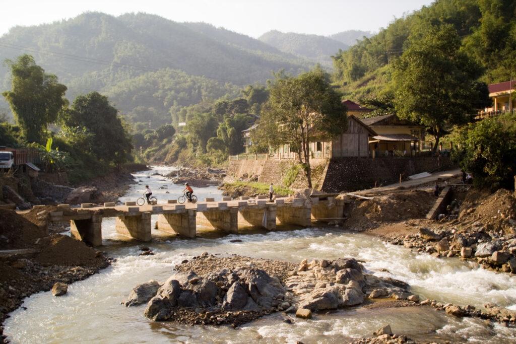 Mai Chau village educational travel